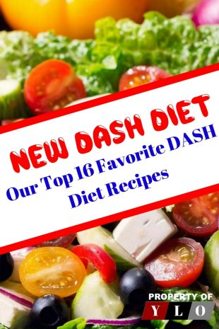 TOP 16 DASH Diet Recipes to Lose Weight