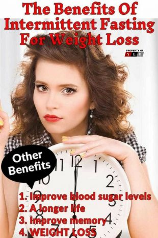The Benefits of Intermittent Fasting For Weight Loss