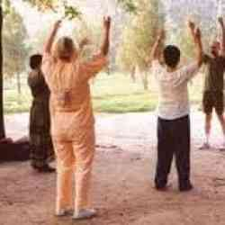 8. Qi Gong - Weight Loss Exercise With Arthritis or Joint Problems