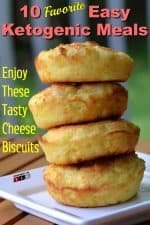 Cheese Buns (cheese biscuits)