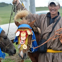 Horse Racing - Naadam The Olympics of Mongolia