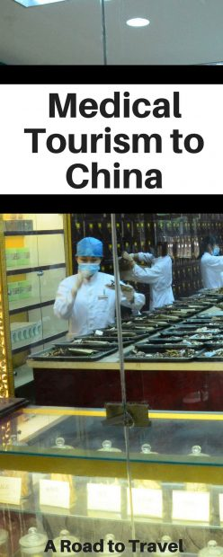 Medical Tourism to China