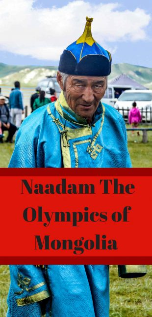 Naadam The Olympics of Mongolia