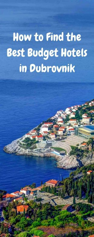 Where to Find the Best Budget Hotels in Dubrovnik