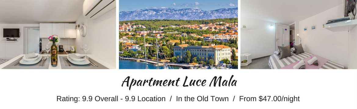 Apartment Luce Mala, Zadar