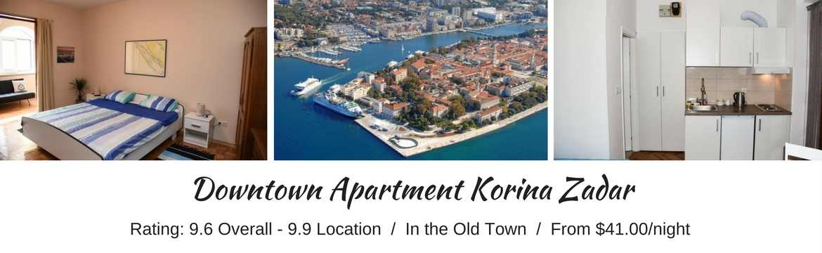 Downtown Apartment Korina, Zadar