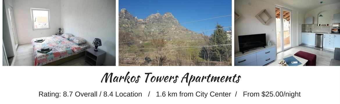 Markos Towers Apartments, Prilep - Macedonia Travel Spots For Budget Travelers