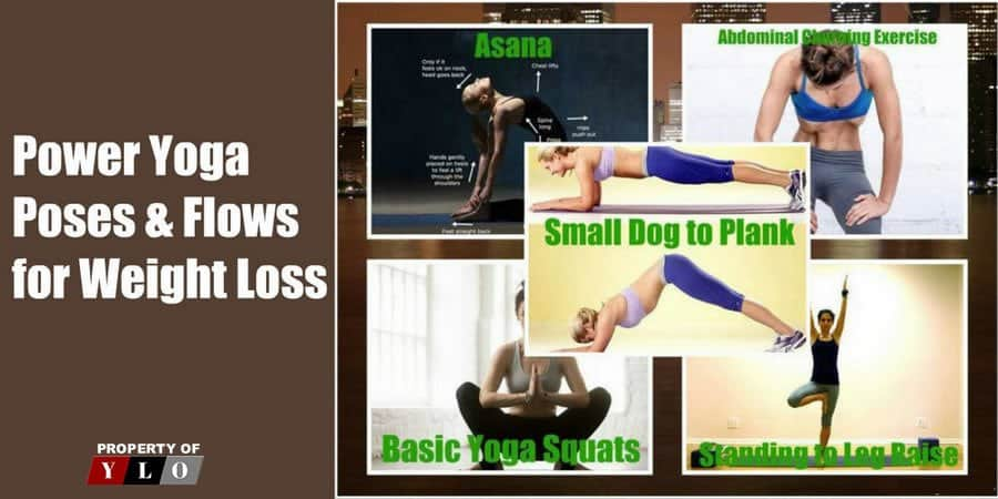 Power Yoga Poses