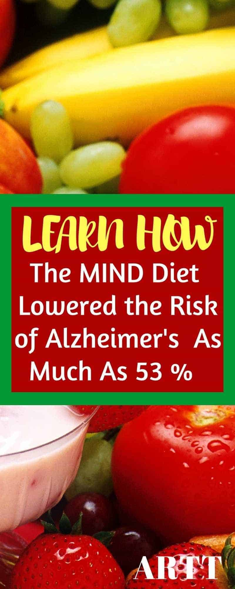 MIND Diet Lowers Risk of Alzheimer's | Alzheimer's | Weight Loss | Weight Loss Foods  | Weight Loss Foods 10 Pounds | Weight Loss Foods Recipes | Fast Weight Loss Foods | Weight Loss Foods Fat Burning Recipes | Weight Loss Foods Diet Plans | Diet Plans | ARoadtoTravel.com