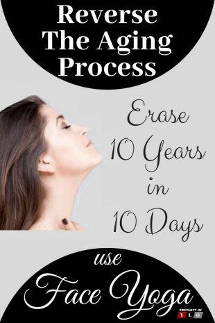 Reverse the Aging Process Use Face Yoga