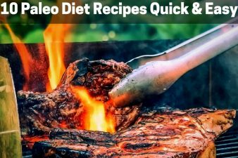 10 Quick and Easy Paleo Diet Recipes