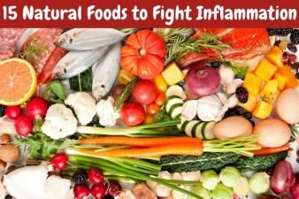 15 Natural Foods to Fight Inflammation
