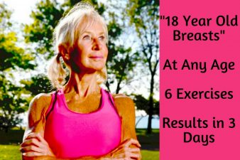 6 Simple Exercises to Lift and Firm Up Sagging Breasts