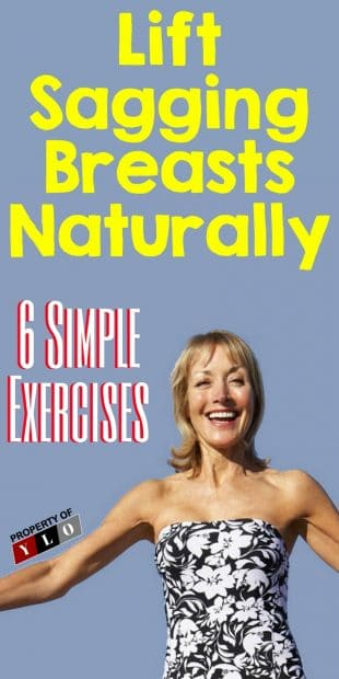 6 Simple Exercises to Firm Up Sagging Breasts