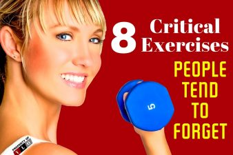 8 Crtical Exercises People Forget