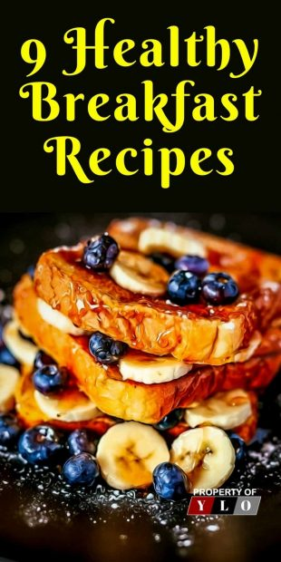 9 of My Favorite Healthy Breakfast Recipes