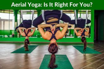 Aerial Yoga Is It Right For You?