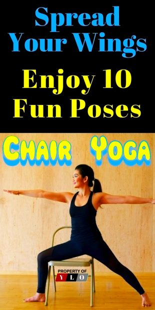Chair Yoga Poses and Benefits