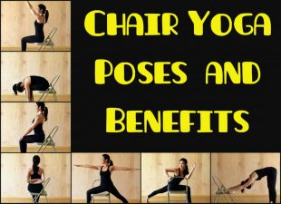Chair Yoga Poses and Benefits YLO