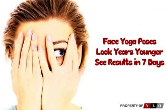 Look 10 Years Younger Using Face Yoga