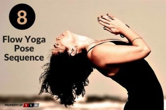 Flow Yoga Beginners Information & Poses
