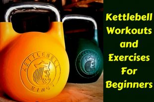 Kettlebell Workouts and Exercises For Beginners