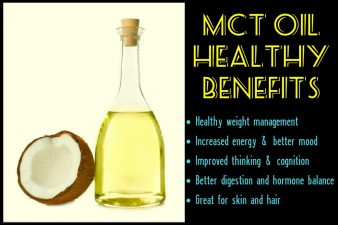 MCT Oil Healthy Benefits