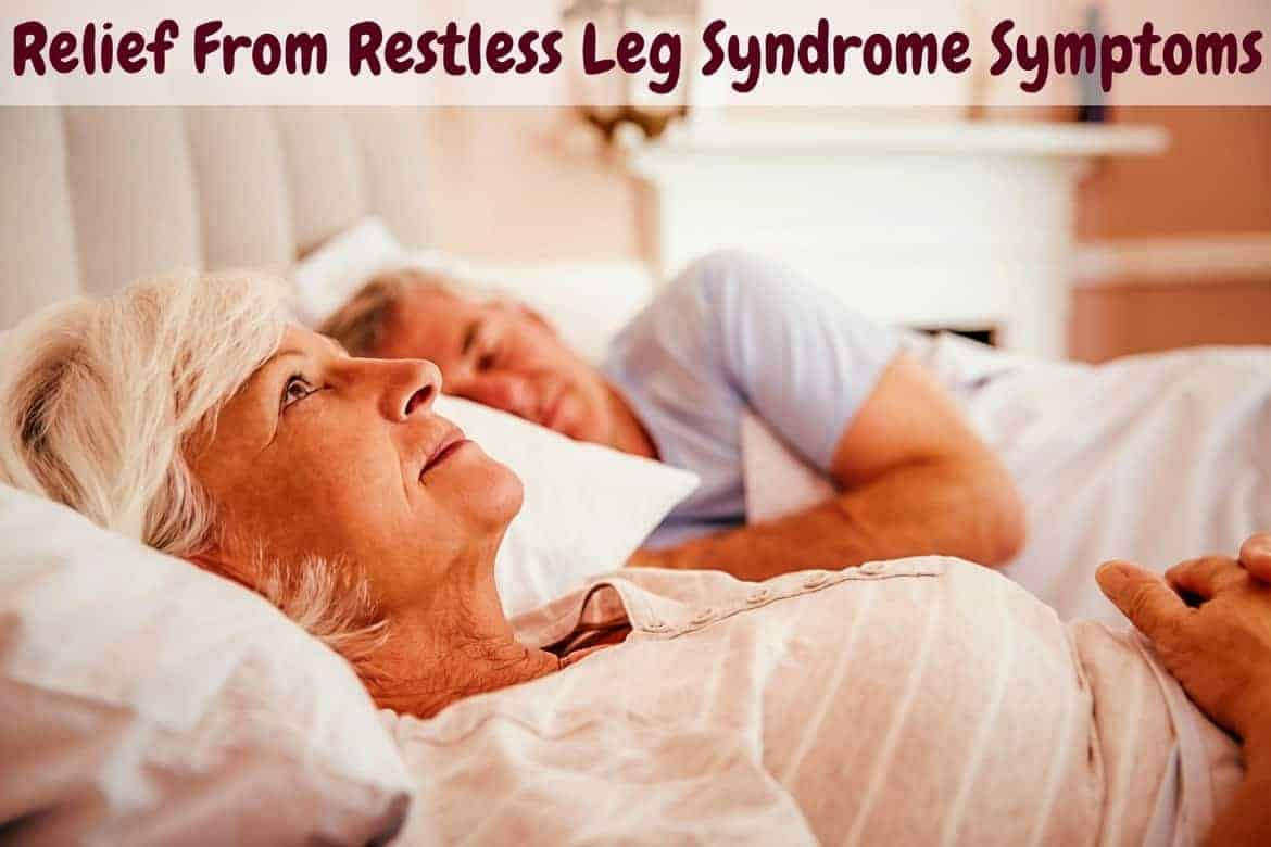 Natural Ways To Relieve Restless Leg Syndrome