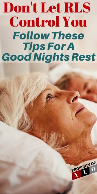 Relief from Restless Leg Syndrome Symptoms