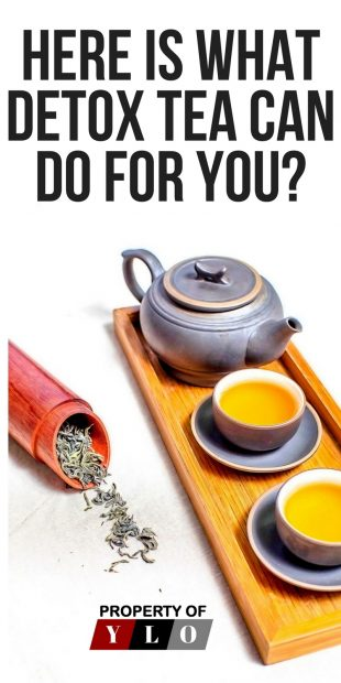 Detox Tea: What Does It Do?