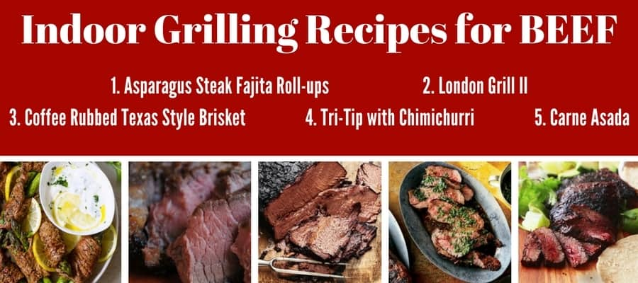 25 Favorite Low-Carb Indoor Grilling Recipes - Indoor Grilling Recipes for BEEF