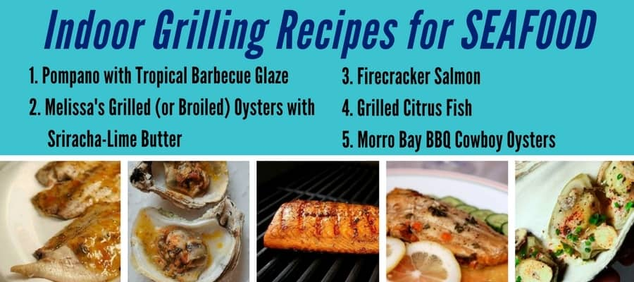 25 Favorite Low-Carb Indoor Grilling Recipes - Indoor Grilling Recipes for SEAFOOD