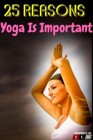 25 Reasons Yoga Is Important YLO 1