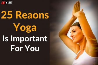 25 Reasons Yoga Is Important