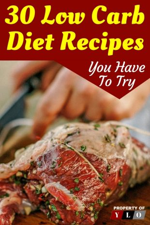 30 Low Carb Diet Recipes You Have to Try YLO 1