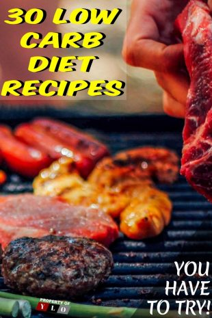 30 Low Carb Diet Recipes You Have to Try YLO 2