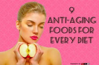 9 Anti-Aging Foods For Every Diet