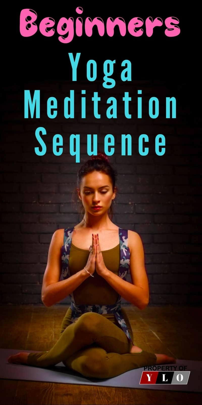 If you are in need of calmness within your life, have you ever tried meditation? If not, the Beginners Yoga Meditation Sequence would be a great place to start. This works great for yoga meditation, yoga, yoga poses, yoga benefits, yoga positions, yoga for weight loss, yoga for beginners, yoga poses for beginners, yogi, Pilates, yoga workout, yoga workouts.