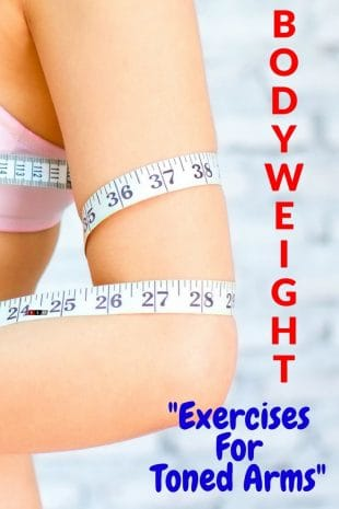 Bodyweight Exercise for Toned Arms 2
