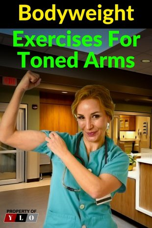 Bodyweight Exercise for Toned Arms 3