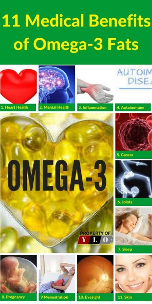 Omega 3 Benefits and Sources 2
