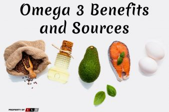Omega 3 Benefits and Sources