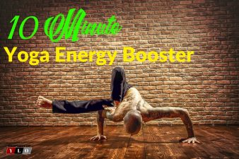 10 Minute Yoga Workflow Energy Booster