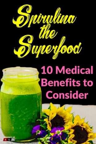 10 Spirulina Benefits from Natures Superfood 1