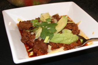 Pulled Beef Recipes: 3. Meaty Paleo Chili