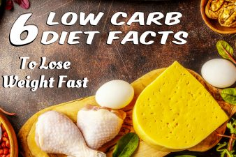 6 Low Carb Diet Facts To Lose Weight Fast
