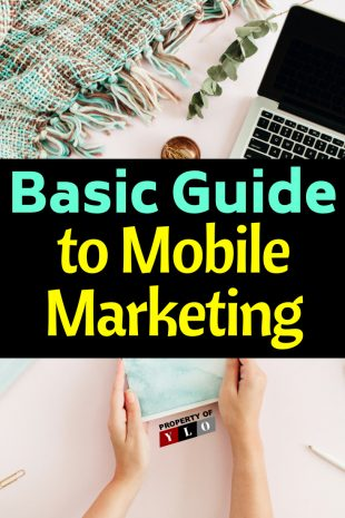 Basic Guide To Mobile Marketing 1