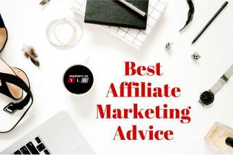 Best Affiliate Marketing Advice