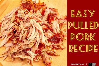 EZ Pulled Pork Recipe