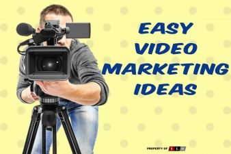 Easy Video Marketing Ideas